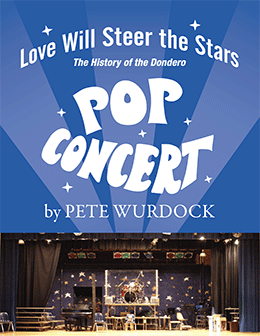 Love Will Steer The Stars cover 260x336